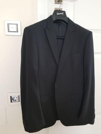 Vand costum Seroussi negru marime 48