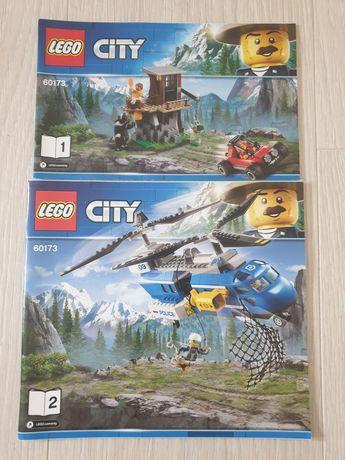 Vand Lego City Arest pe munte