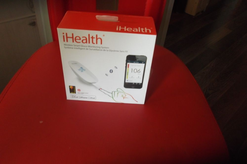 Glucometru Wireless iHealth nou