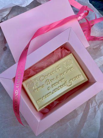 Шоколад ручной работы,Финики в бельгийском  шоколаде