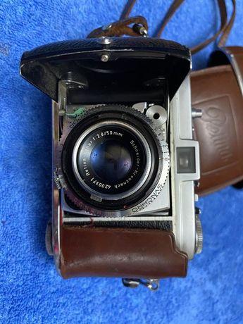 Aparat foto Kodak Retina 1B vintage cu film 35mm