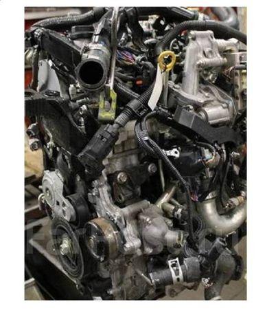 Двигатель по запчастям Toyota 1ND-TV 1.4 d4d
