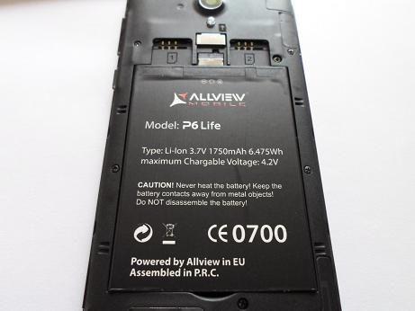 Allview P6 Life Acumulator-Baterie originala