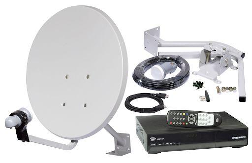 Установка Ремонт Настройка любых спутниковых эфирных антенн сгарантией