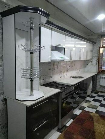 Әдемі Ас Үй!! Кухня под Заказ Купить на Кухонный Гарнитур Угловой