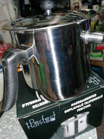 Oală inox pentru fiert lape 3 litri