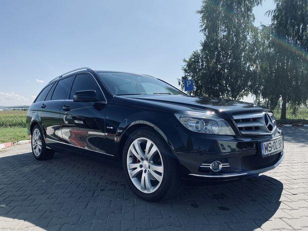 Mercedes C220, 170 cp, Euro 5, Automat, impecabil