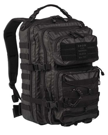 "Rucsac Militar Asalt 36L, TACTICAL. ""Mil-Tec"" (Germania)"