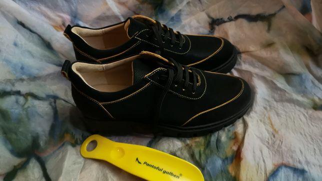 Încălțăminte/pantofi/dama piele 37 noi