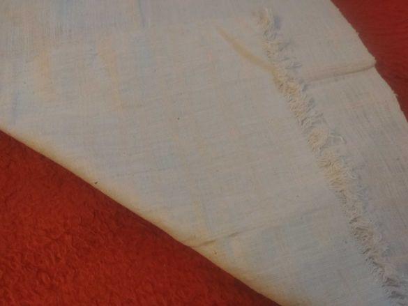 Ленен пешкир, кърпа подходяща за ръкави