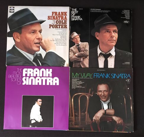 Виниловые пластинки Frank Sinatra , Barry White