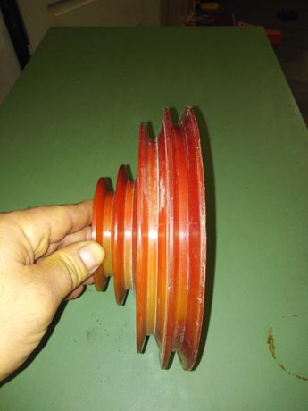 Четири канална степенчата шайба за електромотор се