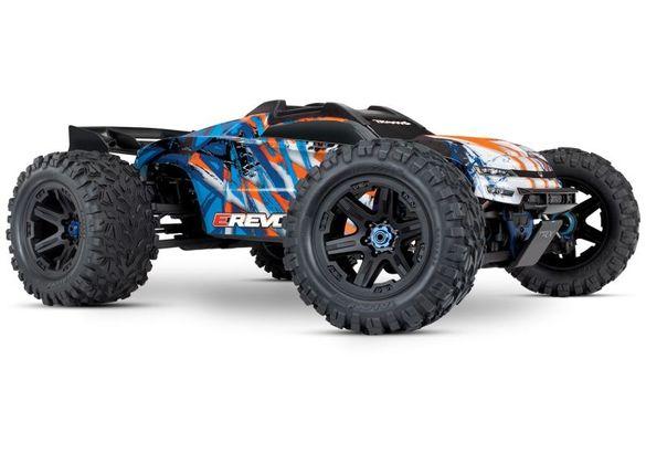 TRAXXAS E-REVO BL 2.0 4X4 VXL Кола с дистанионно управление за дете