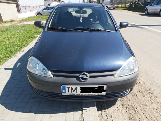 Opel Corsa 1.2 benzina