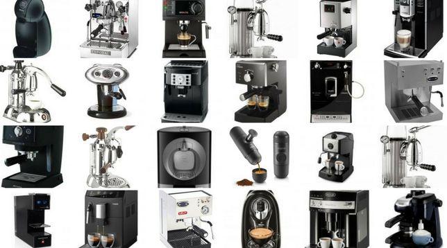 Reparatii espressoare si automate de cafea