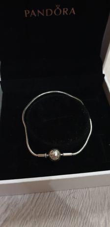Сребърна гривна Pandora