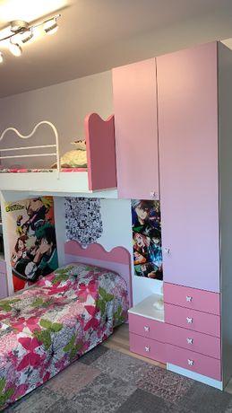 Mobila camera copii == Dormitor cu design unic == Dormitor MELISSA