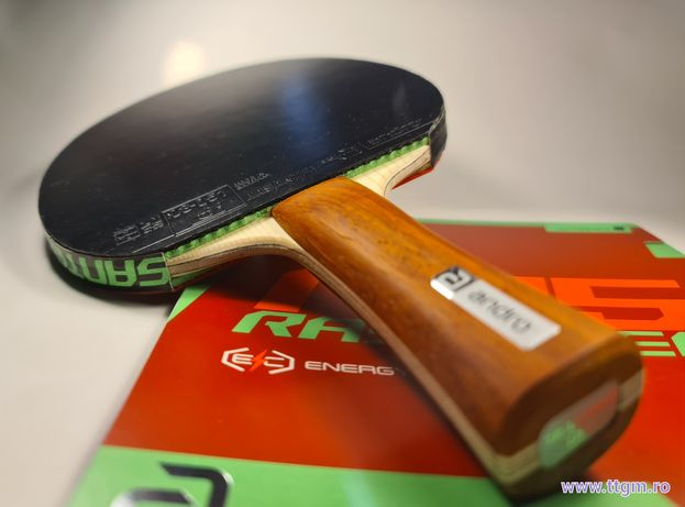 Paleta profesionala ping pong premium andro ligna tp ci off/R45