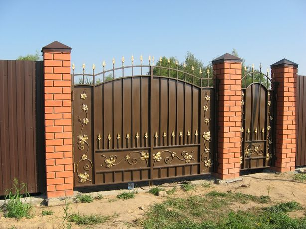 Изготовления металлических дверей, ворот, заборов, решеток, НЕ ДОРОГО!