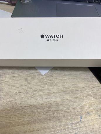 Apple Watch 3 серия 38 мм (Экибастуз)