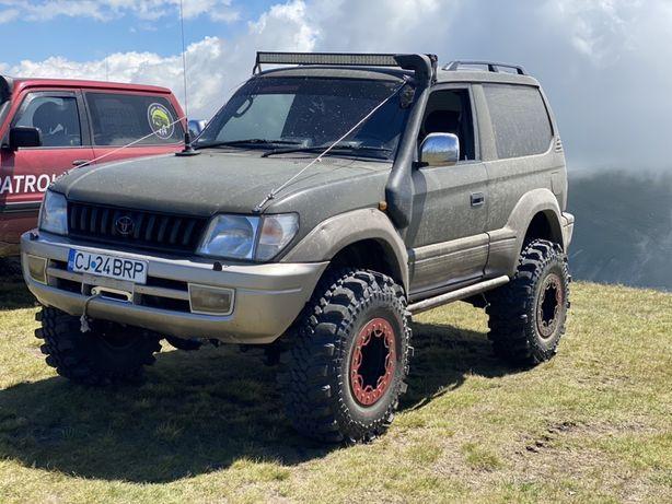 Vand/schimb Toyota 90 3.0D Punti Patrol