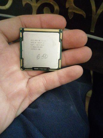 Продам процессор Intel core i5-650