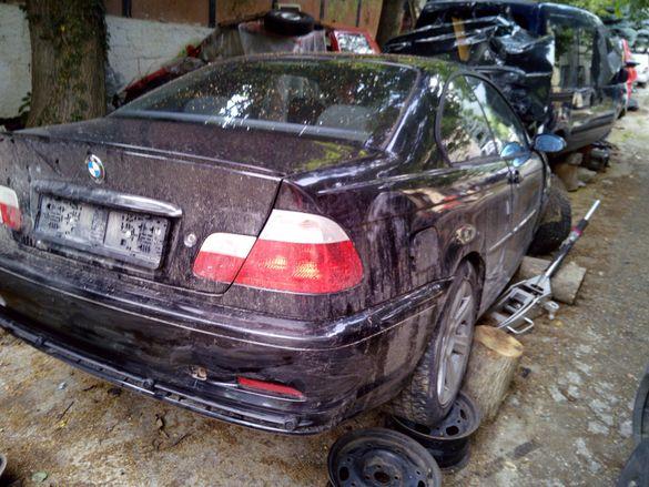 На части BMW 318i 143к.с E46 Coupe