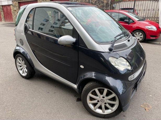 Smart Four Two Automatic