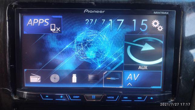 Автомагнитола Pioneer AVH-X4750DVD мажок магнитола 2din