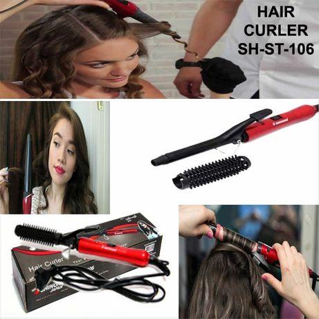 Распродажа! Утюжок плойка укладка для волос, подарки в Алматы