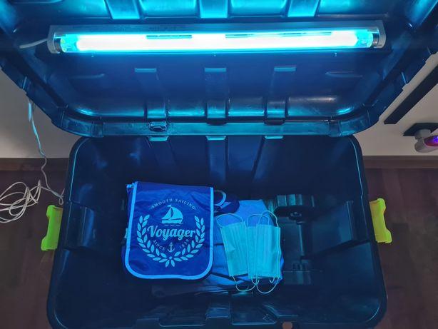 Cutie sterilizare cu lampa UV C