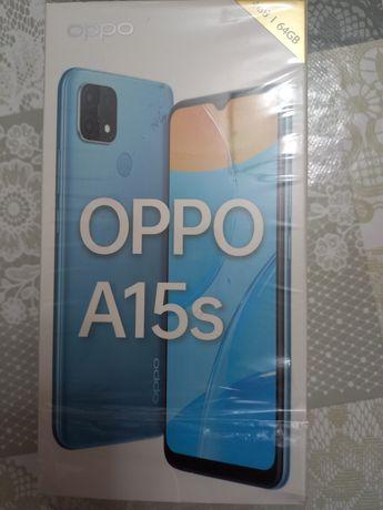 Смартфон OPPO A15s