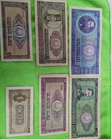 Bancnote vechi 1967 ,Dolari, Eclipsa
