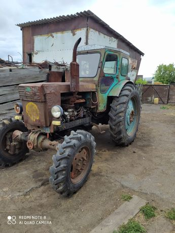 Трактор  Т  - 40