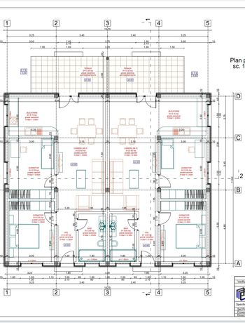 Casa duplex Bucovat-Bazos