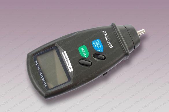 ANIMABG Цифров тахометър (Оборотомер) DT-6235B