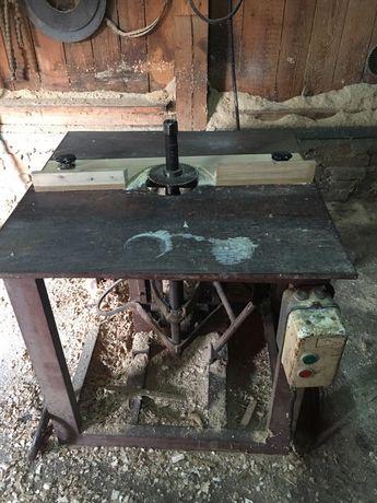 Фреза за дърво/ Дървообработваща фреза