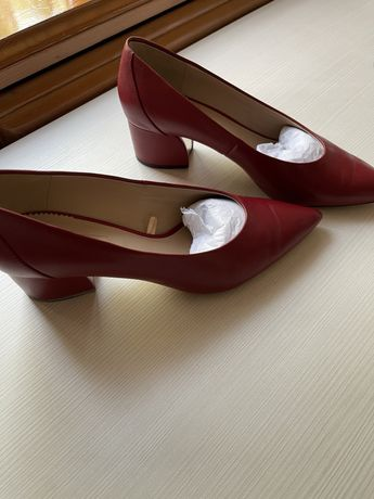 Туфли женские massimo dutti