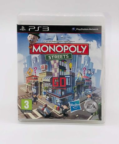 Monopoly Streets ps3 playstation ps 3