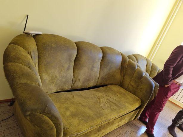 Продам комплект диванов б/у