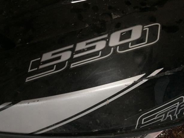 Sanie de zapada SnowmobilPolaris 550