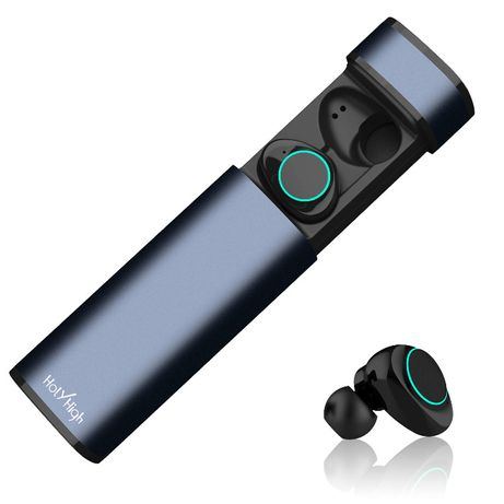Casti Wireless Bluetooth 5.0 HolyHigh TWS-x9. WaterProof. HD Stereo