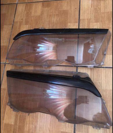 Sticlă Far BMW E46 NON FACELIFT 98-2001