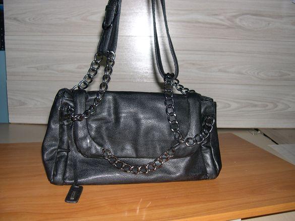 Дамска чанта от естествена кожа Neker