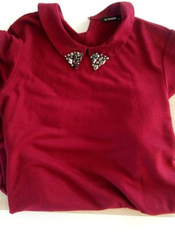 Дамска блуза Бордо