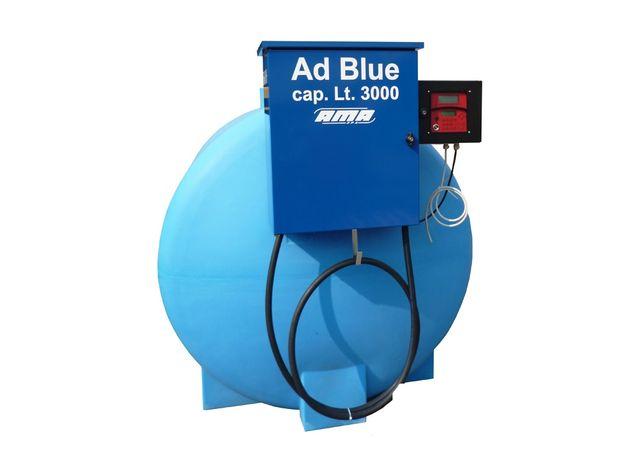 Rezervor din polietilena pentru adblue 3000L