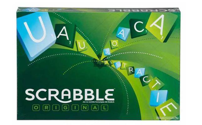 Joc de societate Scrabble Original Limba Romana