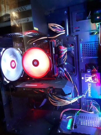 мощный Игровой компьютер + игровой монитор 165 герц