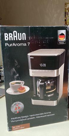 Кофеварка Braun Pur aroma 7 в отличном состоянии