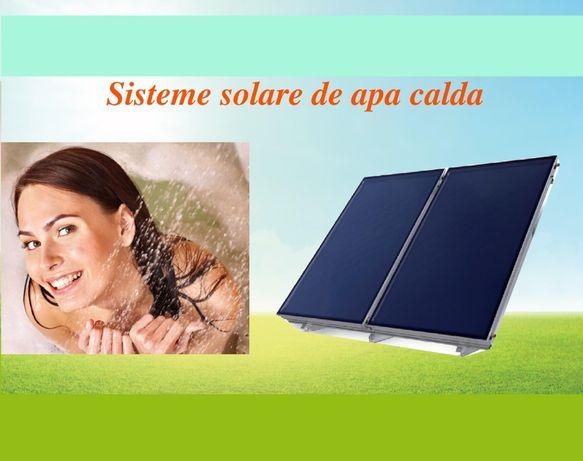 Panouri solare -cu 10 ani garantie Austria -sisteme complete HI TECH